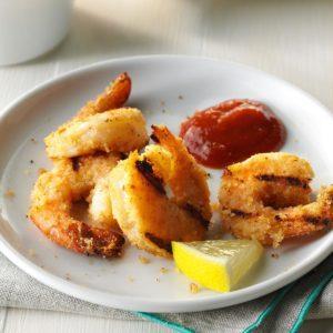 Appetizer Shrimp Kabobs
