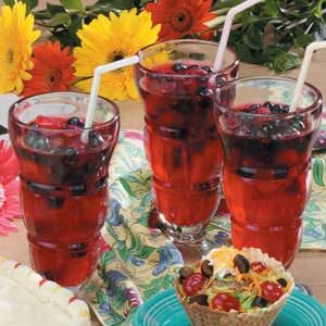 April Fools Berry Soda