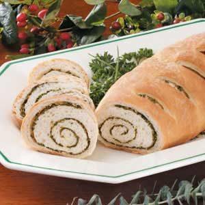 Herb Swirl Bread