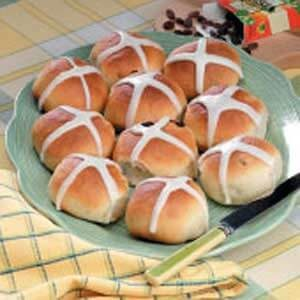 Mom's Best Hot Cross Buns