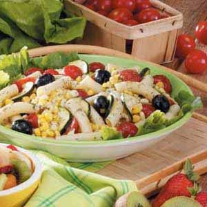 Fast Marinated Salad