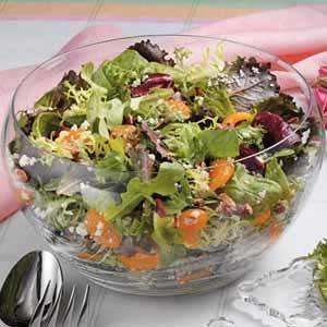 Springtime Tossed Salad