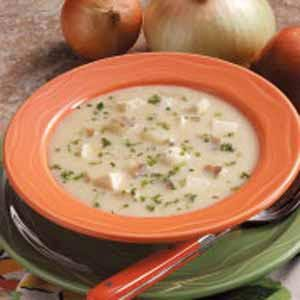 Creamy Chicken Potato Soup