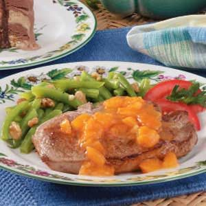 Easy Apricot Pork Chops