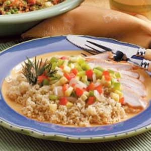 Couscous Chicken Supper