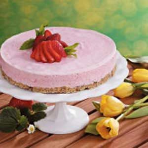 Strawberry Delight Torte