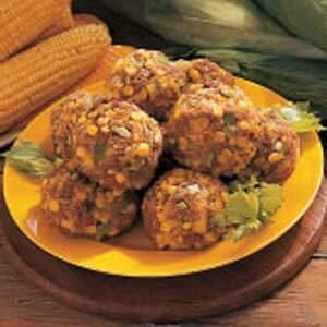 Corn Balls
