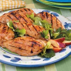 Chutney-Glazed Chicken