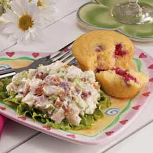 Quick Fruited Chicken Salad