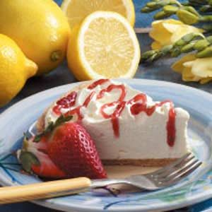 Light Lemon Pie