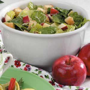 Fruited Caesar Salad