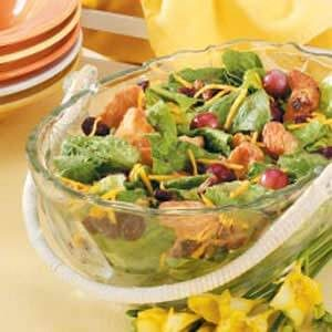 Chicken Romaine Salad