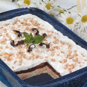 Peanut Pudding Dessert