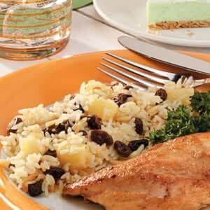 Fruited Rice Pilaf