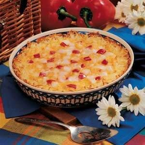 Onion Potato Pie
