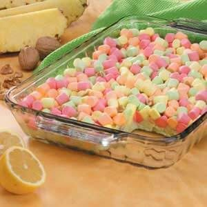 Pastel Gelatin Salad
