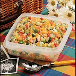 Quick Vegetable Salad
