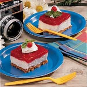 Raspberry Marshmallow Delight