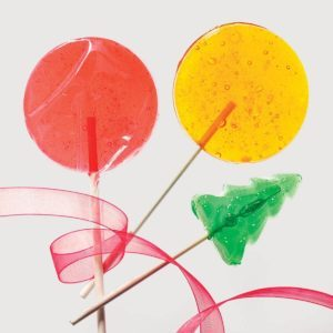 Old-Fashioned Lollipops