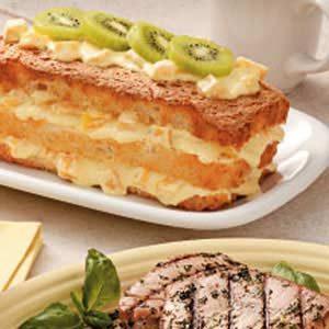 Creamy Mango Loaf Cake
