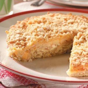 Onion Brunch Pie