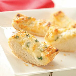 Cheese & Onion French Bread