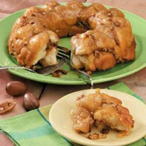 Marmalade  Monkey Bread