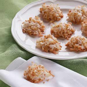 Crunchy Macaroons