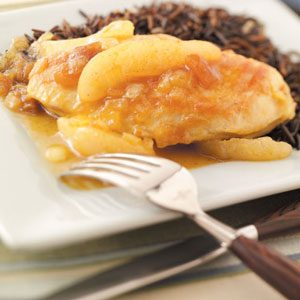 Pear Chutney Chicken