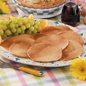 Wheat Pancake Mix