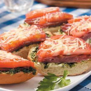 Genoa Sandwich Loaf