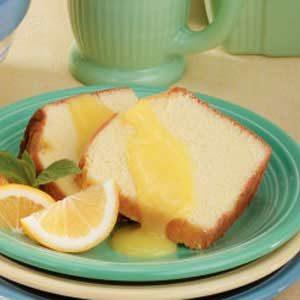 Lemon Dessert Sauce