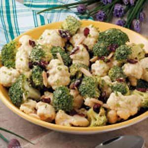 Curried Floret Salad