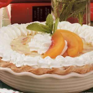 Peach Parfait Pie