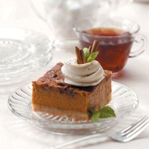 Streusel Squash Dessert