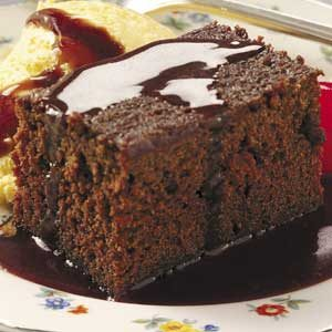 Company Chocolate Cake