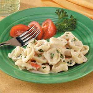 Creamy Tortellini