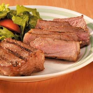 Caesar New York Strips