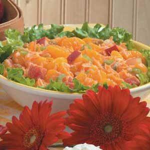 Fruited Carrot Salad