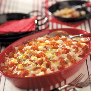 Pepperoni Potatoes