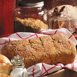 Parmesan Onion Rye