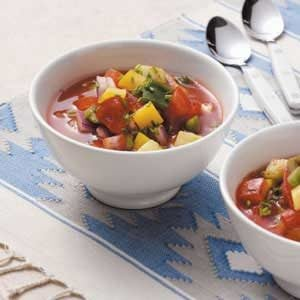 Healthy Gazpacho