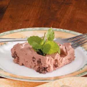Chocolate Mint Freeze
