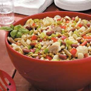 Sweet-Sour Vegetable Salad