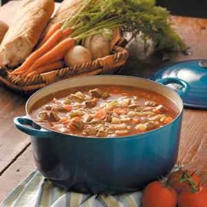 Hearty Beef Soup