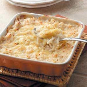 Swiss Potato Gratin