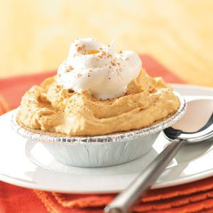 No-Cook Pumpkin Mousse