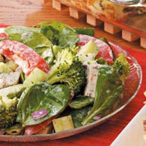 Garden Chicken Salad