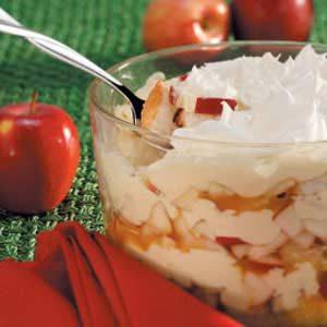 Luscious Apple Trifle