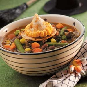 Witch's Hat Soup